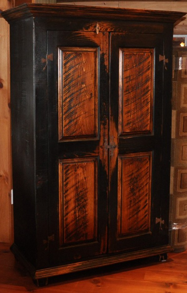 armoire-rustique-noir